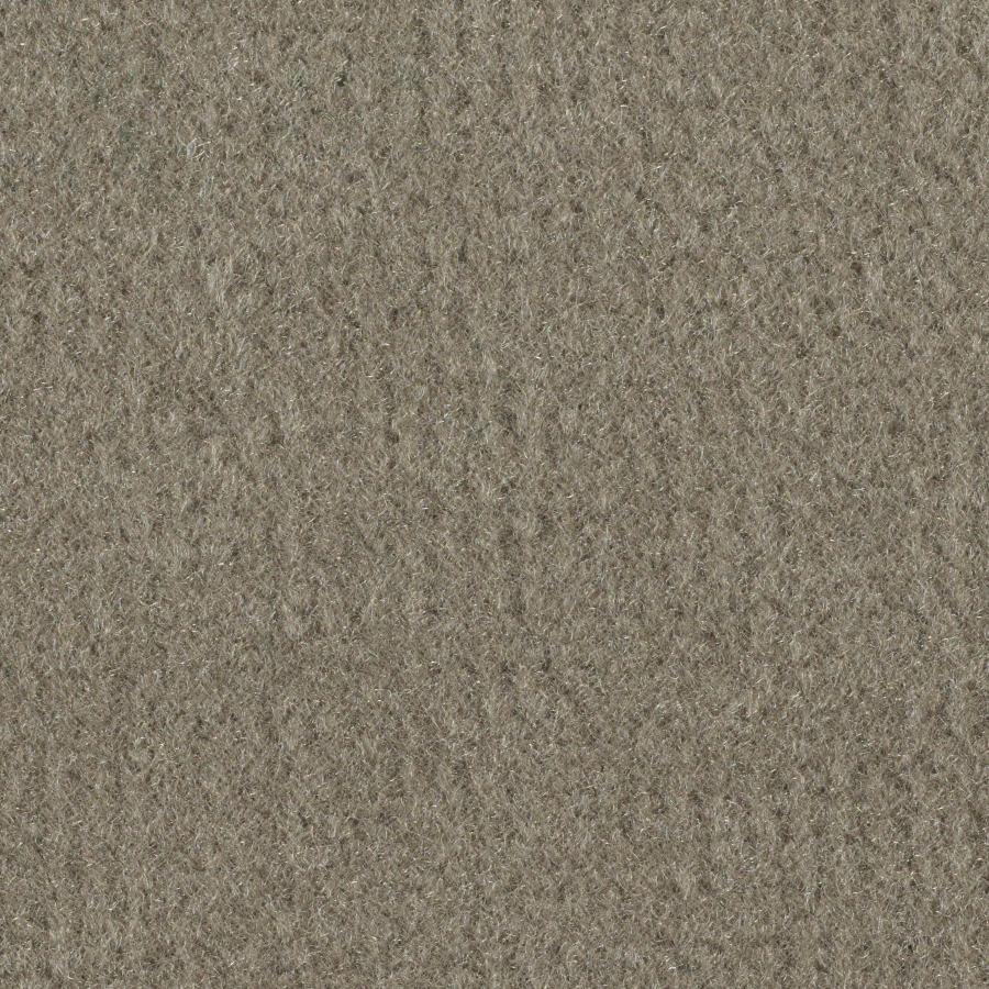 Taupe Plush Indoor/Outdoor Carpet