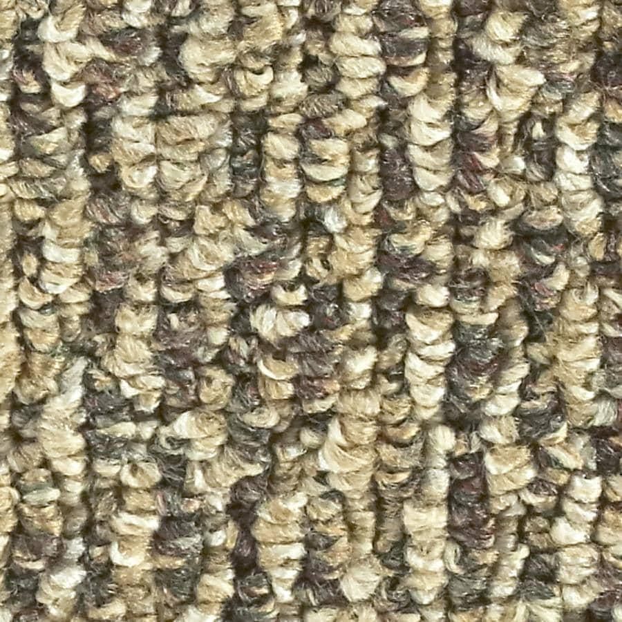 12-ft W Spice Berber/Loop Interior/Exterior Carpet