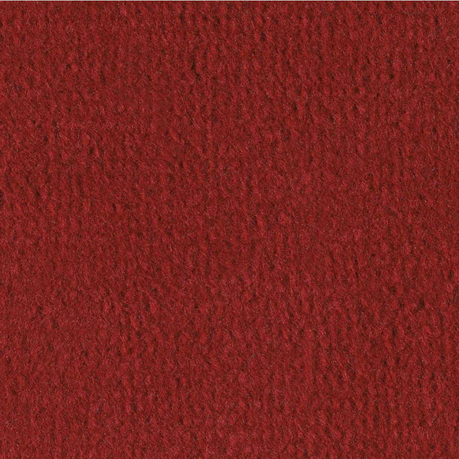 Shop daystar red indoor outdoor carpet at for Indoor out door carpet
