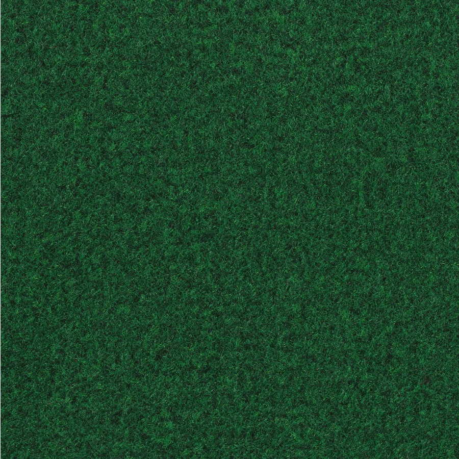 Shop Deep Green Plush Interior/Exterior Carpet at Lowes.com