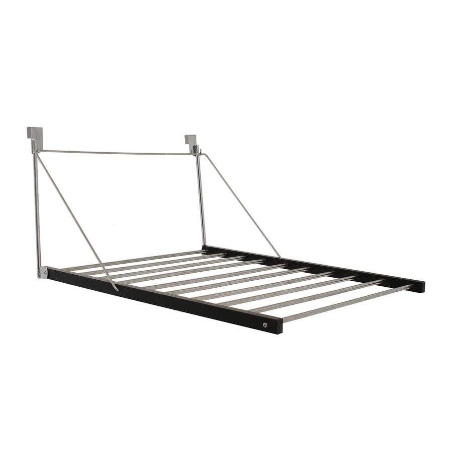 Shop Greenway 1 Tier Mixed Material Drying Rack At Lowes Com