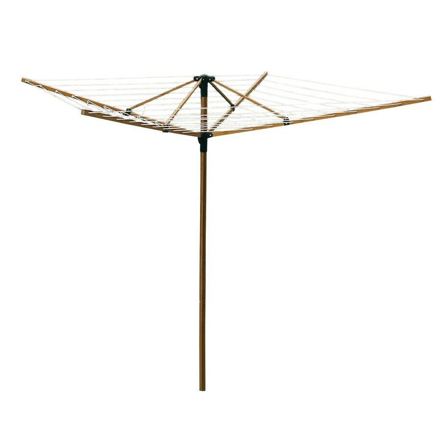 Display Product Reviews For 1 Tier Mixed Material Umbrella Clothesline