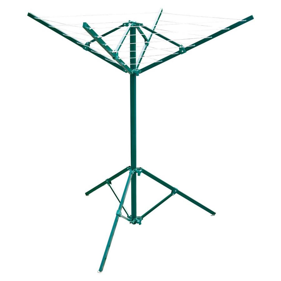 Greenway 1-Tier Mixed Material Umbrella Clothesline