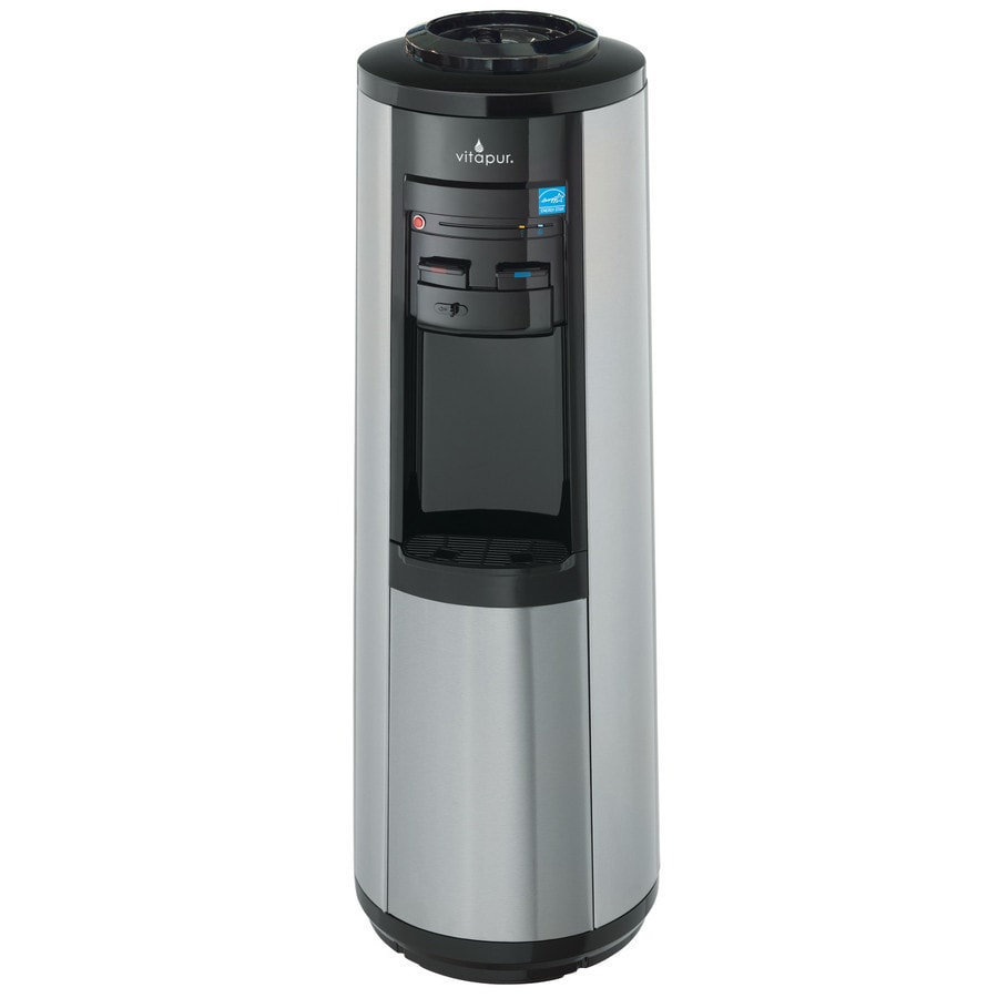 Vitapur Stainless Top-Loading Cold and Hot Water Cooler ENERGY STAR