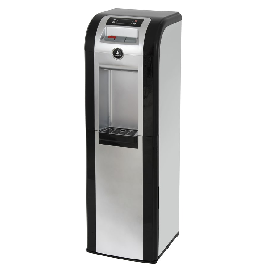 Vitapur Stainless Bottom-loading Cold And Hot Water Cooler ENERGY STAR