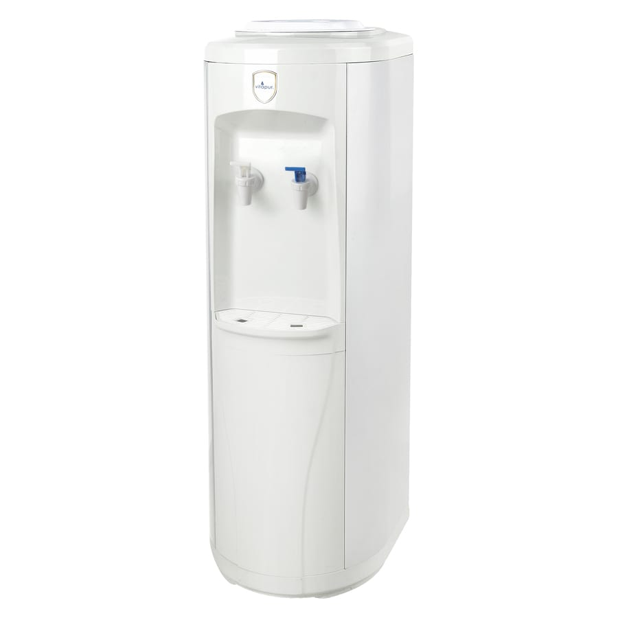 Shop Vitapur White Top Loading Cold Water Cooler Energy