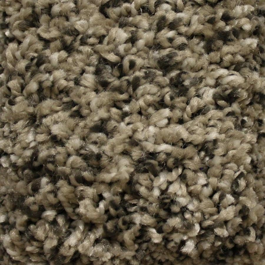 STAINMASTER Essentials Cadiz 12-ft W  x Cut-to-Length Stoats Nest Textured Interior Carpet