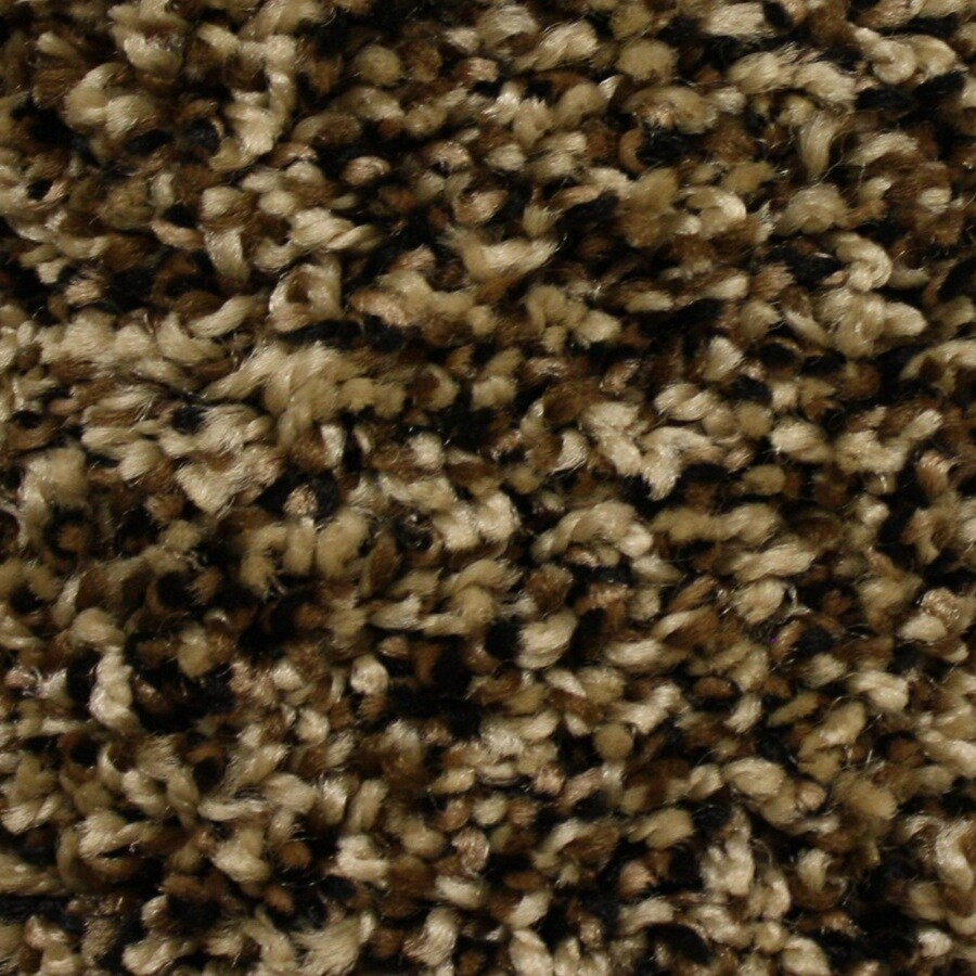 STAINMASTER Essentials Cadiz 12-ft W  x Cut-to-Length Abbeywood Textured Interior Carpet