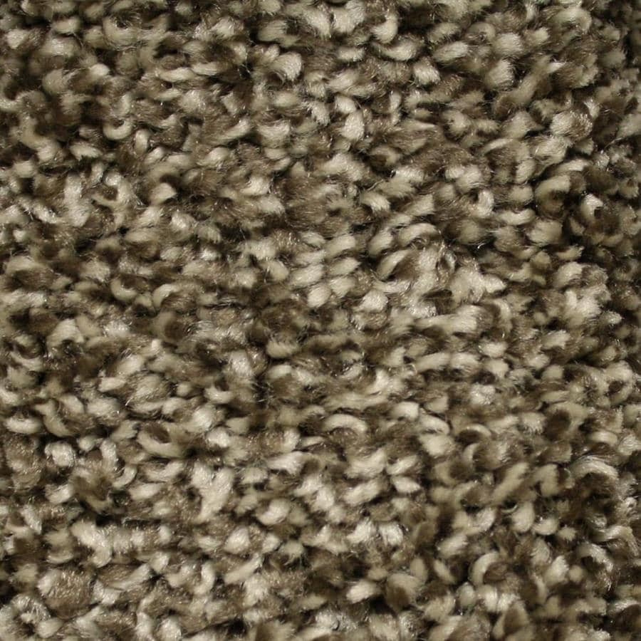 STAINMASTER Essentials Valmeyer 12-ft W  x Cut-to-Length Platform Textured Interior Carpet