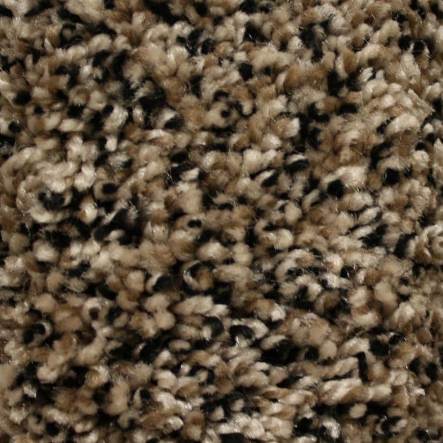 STAINMASTER Essentials Valmeyer Kingswood Textured Indoor Carpet