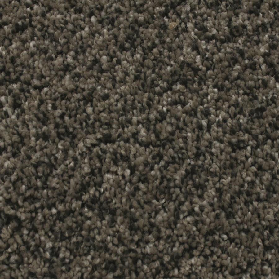 STAINMASTER Essentials Nolin Cool Gray Textured Interior Carpet