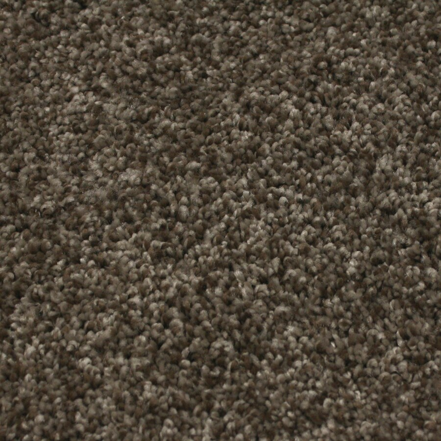 STAINMASTER Essentials Nolin Dusty Taupe Textured Indoor Carpet