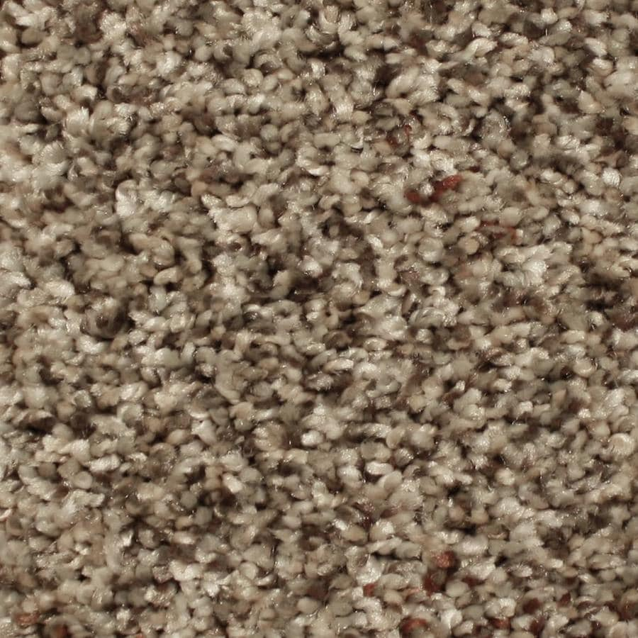 STAINMASTER Essentials Sonora 12-ft W x Cut-to-Length Vibrant Town Textured Interior Carpet