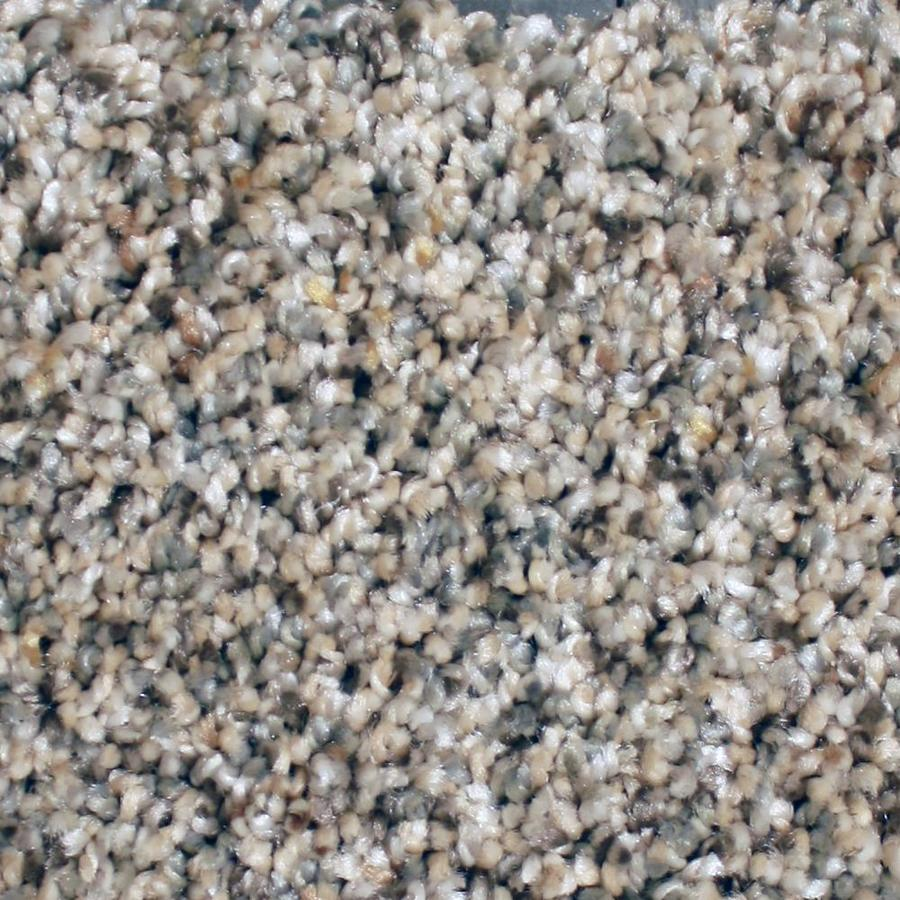STAINMASTER Essentials Channing 12-ft W x Cut-to-Length Rock Hop Textured Interior Carpet