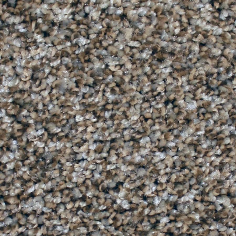 STAINMASTER Essentials Ventura 12-ft W x Cut-to-Length Seacliff Textured Interior Carpet