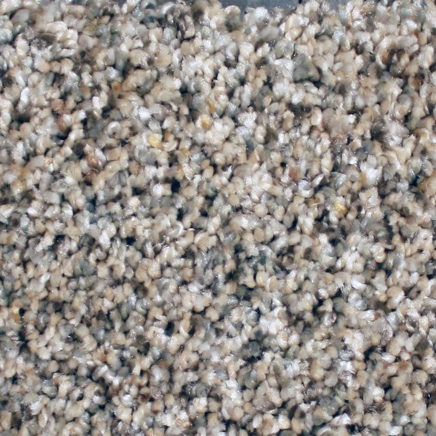STAINMASTER Essentials Ventura 12-ft W x Cut-to-Length Rock Hop Textured Interior Carpet
