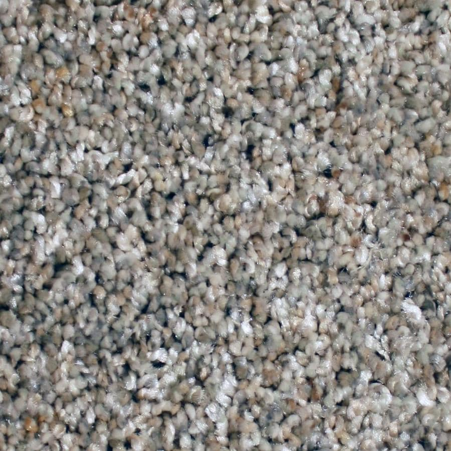 STAINMASTER Essentials Ventura 12-ft W x Cut-to-Length Cavern Point Textured Interior Carpet