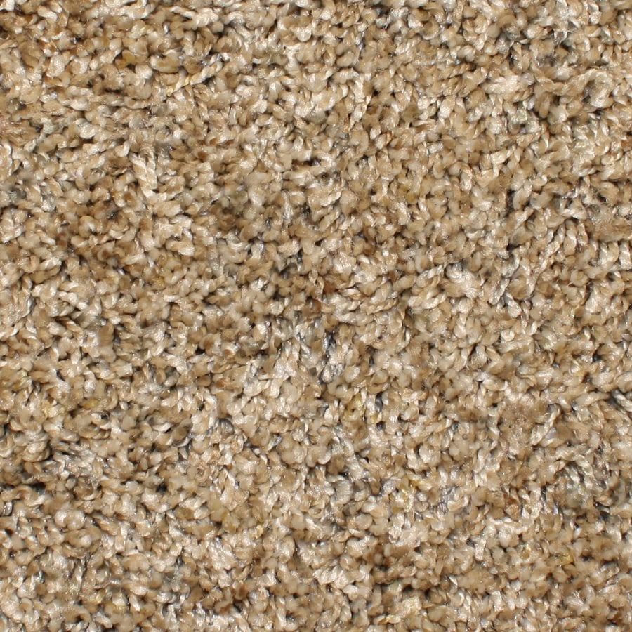 STAINMASTER Essentials Bronson 12-ft W x Cut-to-Length Star Ranking Textured Interior Carpet
