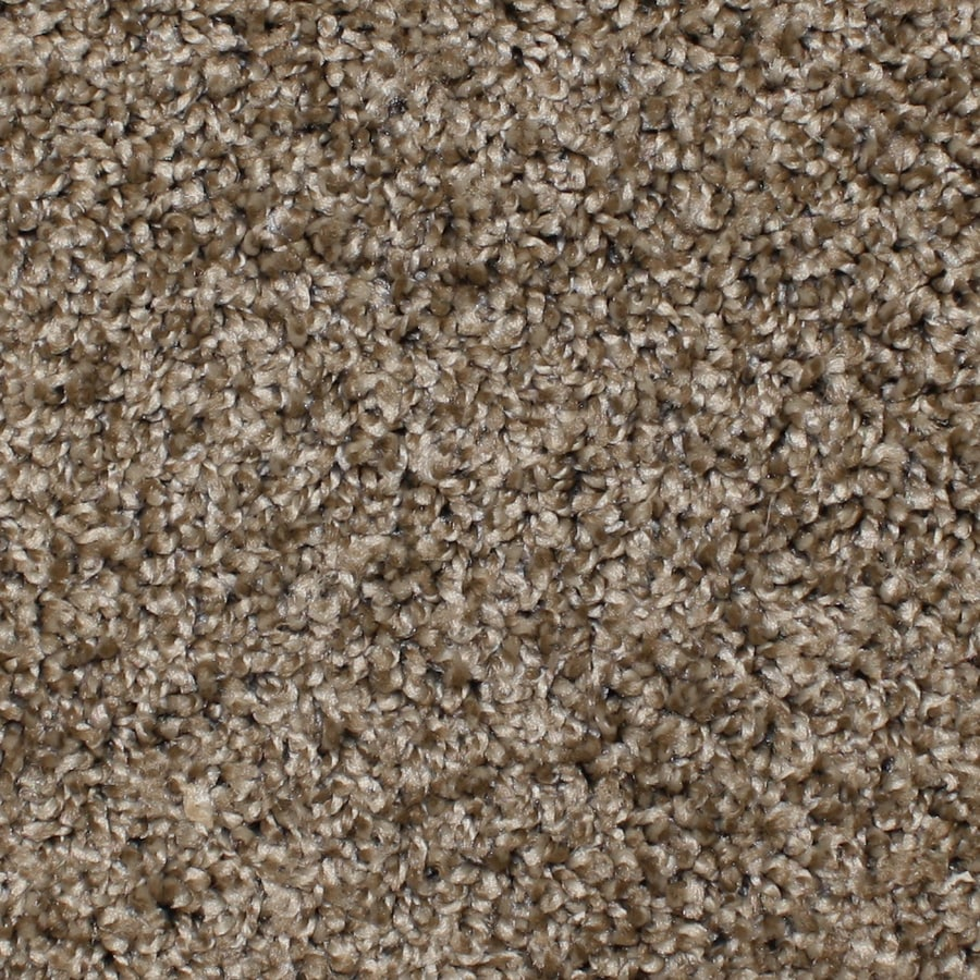 STAINMASTER Essentials Bronson 12-ft W x Cut-to-Length Desert Wildlife Textured Interior Carpet