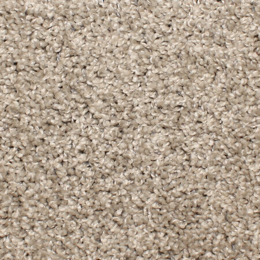 STAINMASTER Essentials Bronson 12-ft W  x Cut-to-Length Cobblestone Textured Interior Carpet