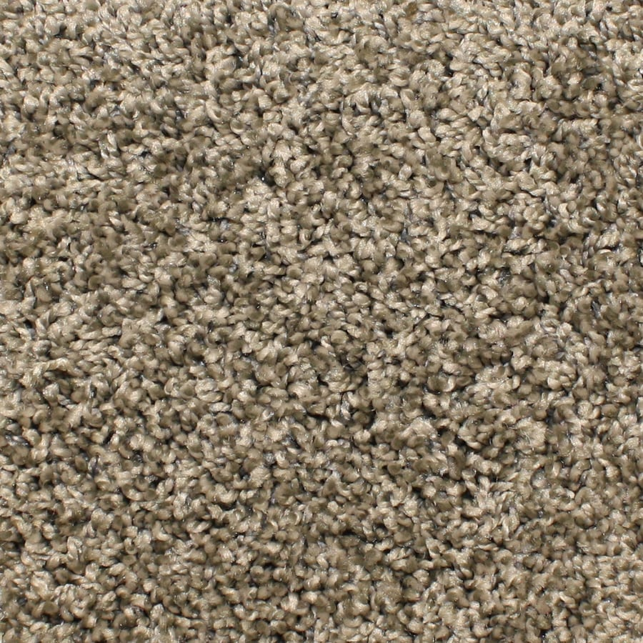 STAINMASTER Essentials Bronson 12-ft W x Cut-to-Length Gray Day Textured Interior Carpet
