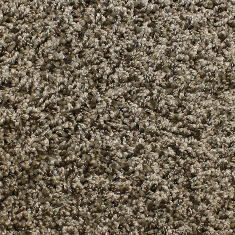 STAINMASTER Essentials Bronson Lone Star Textured Interior Carpet