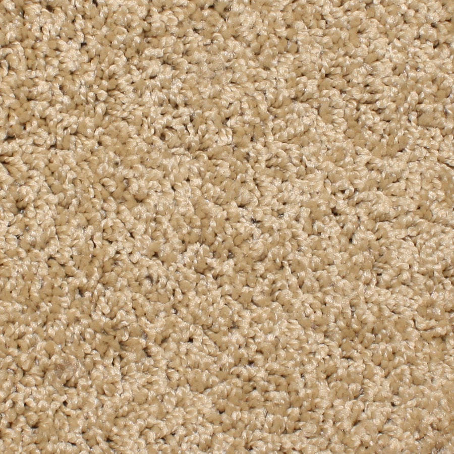 STAINMASTER Essentials Conway 12-ft W x Cut-to-Length Butterfield Textured Interior Carpet