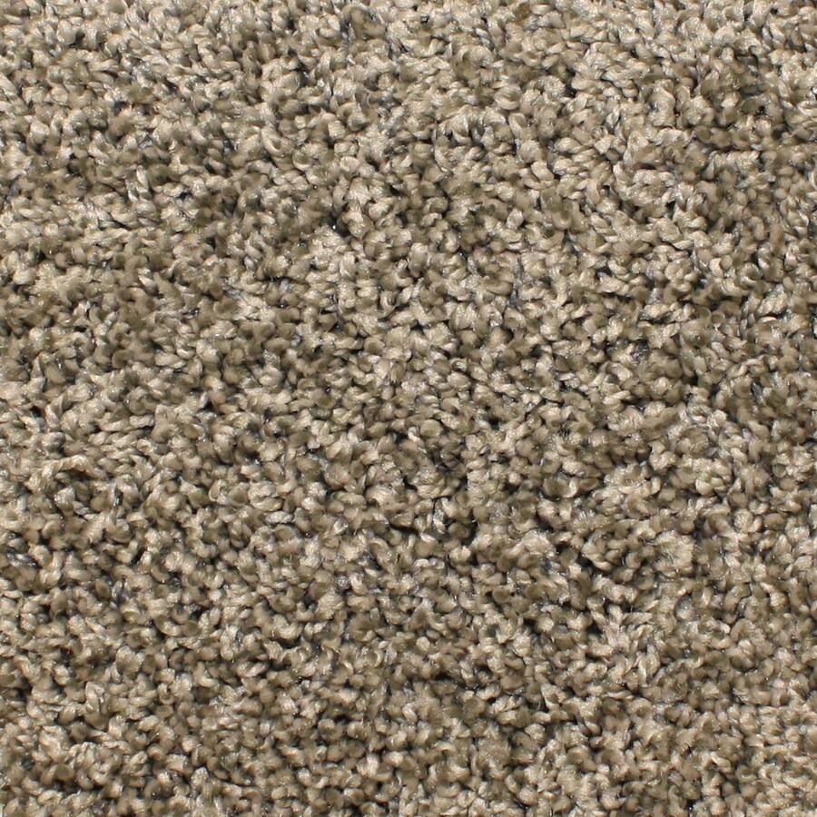 STAINMASTER Essentials Durand 12-ft W x Cut-to-Length Gray Day Textured Interior Carpet