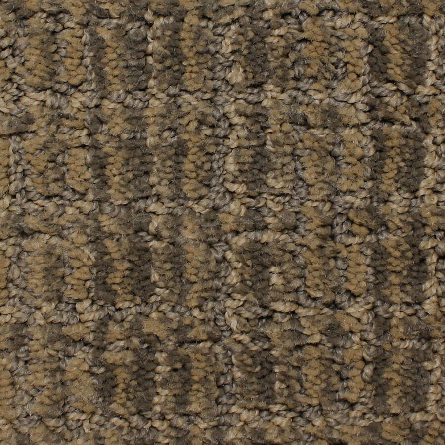 STAINMASTER PetProtect Park Lane 12-ft W x Cut-to-Length Engraved Pattern Interior Carpet