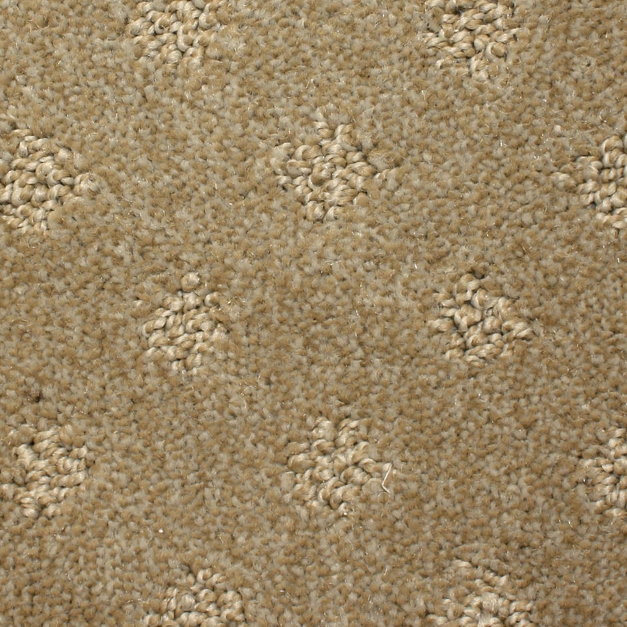 STAINMASTER PetProtect Spring Hope 12-ft W x Cut-to-Length Blossom Pattern Interior Carpet