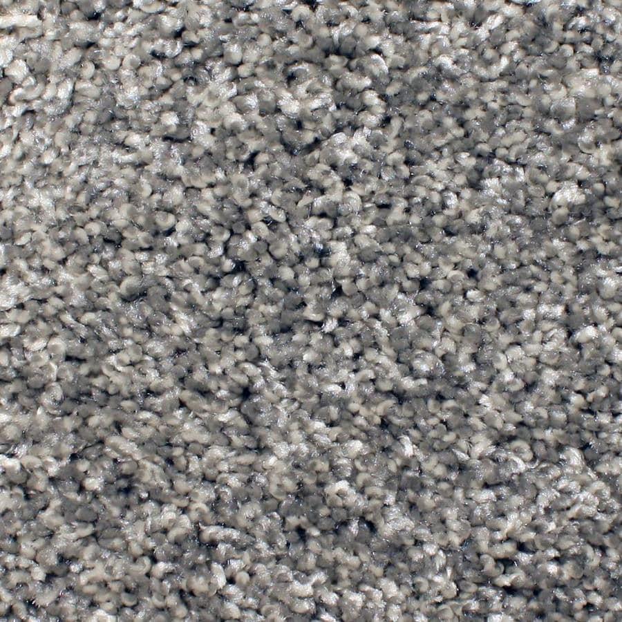 Shop Phenix Cornerstone Marl Gray Slate Carpet Sample At