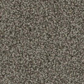 STAINMASTER Splendid 12-ft Textured Peerless Interior Carpet