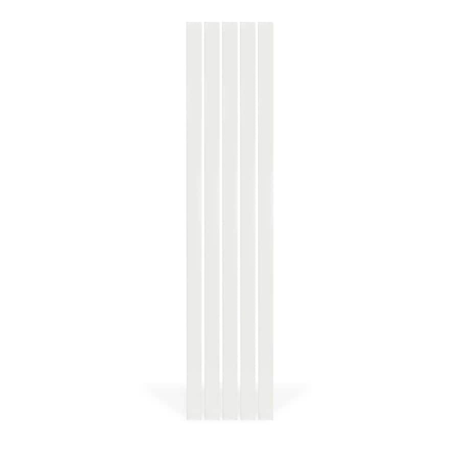 Fiberon (Common:; Actual: 1.25-in x 1.25-in x 33.5-in) Homeselect White Composite (Not Wood) Deck Baluster