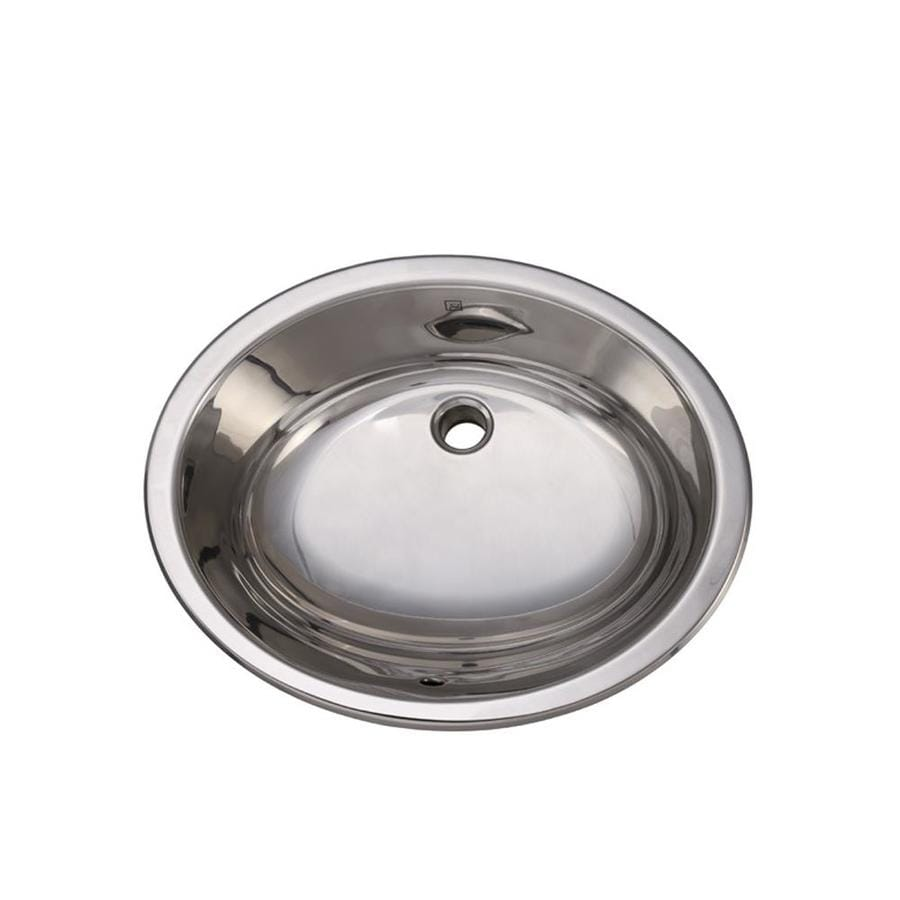 Decolav Simply Stainless Polished Stainless Steel