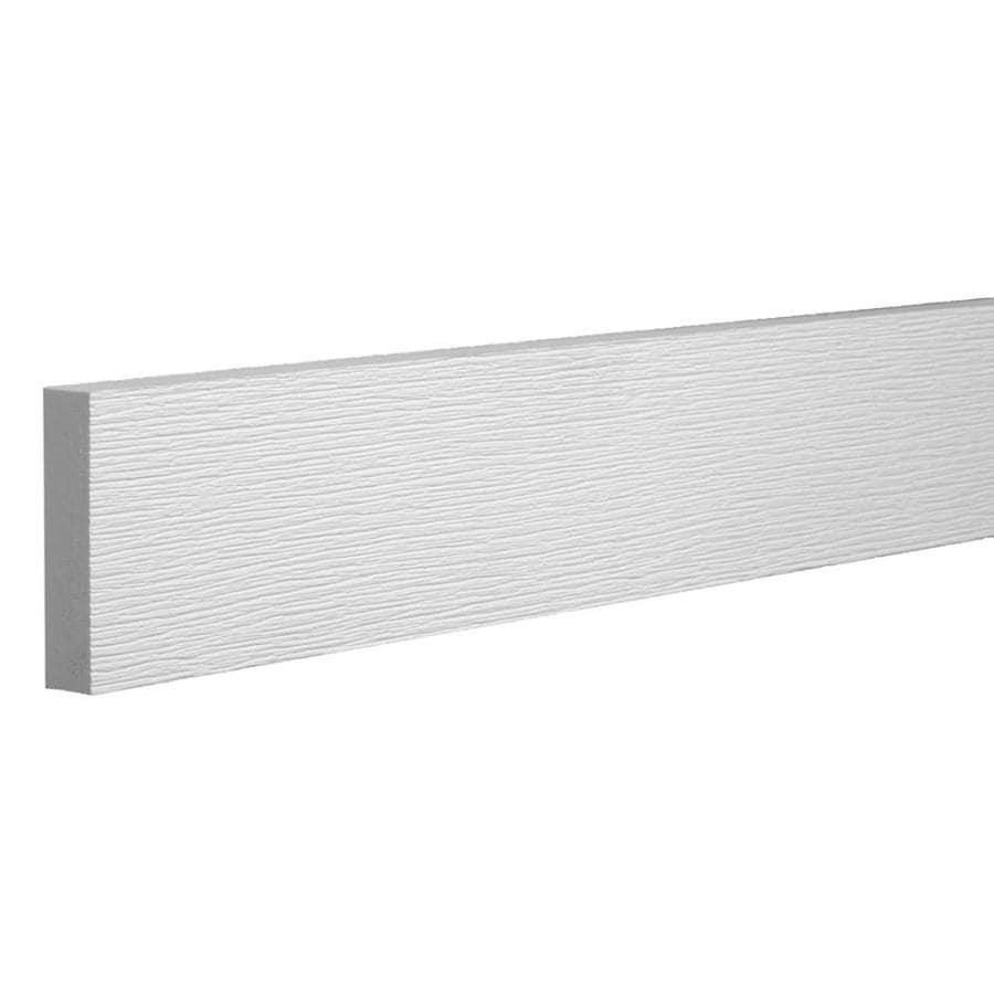 AZEK PVC Board (Actual: 0.75-in x 3.5-in)