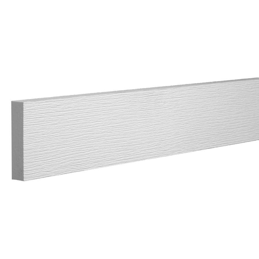 AZEK Frontier PVC Board (Actual: 0.75-in x 3.5-in x 12-ft)