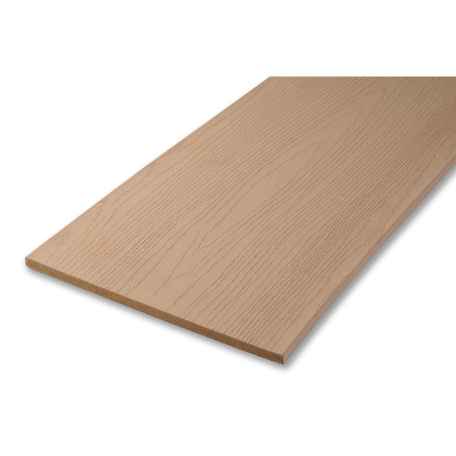 AZEK Brownstone Composite Deck Trim Board (Actual: 1/2-in x 11-3/4-in x 12-ft)