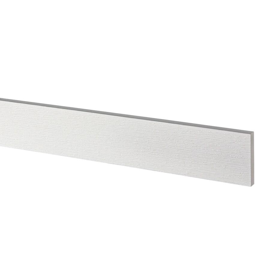 AZEK (Actual: 0.63-in x 3.5-in x 12-ft) Frontier PVC Board