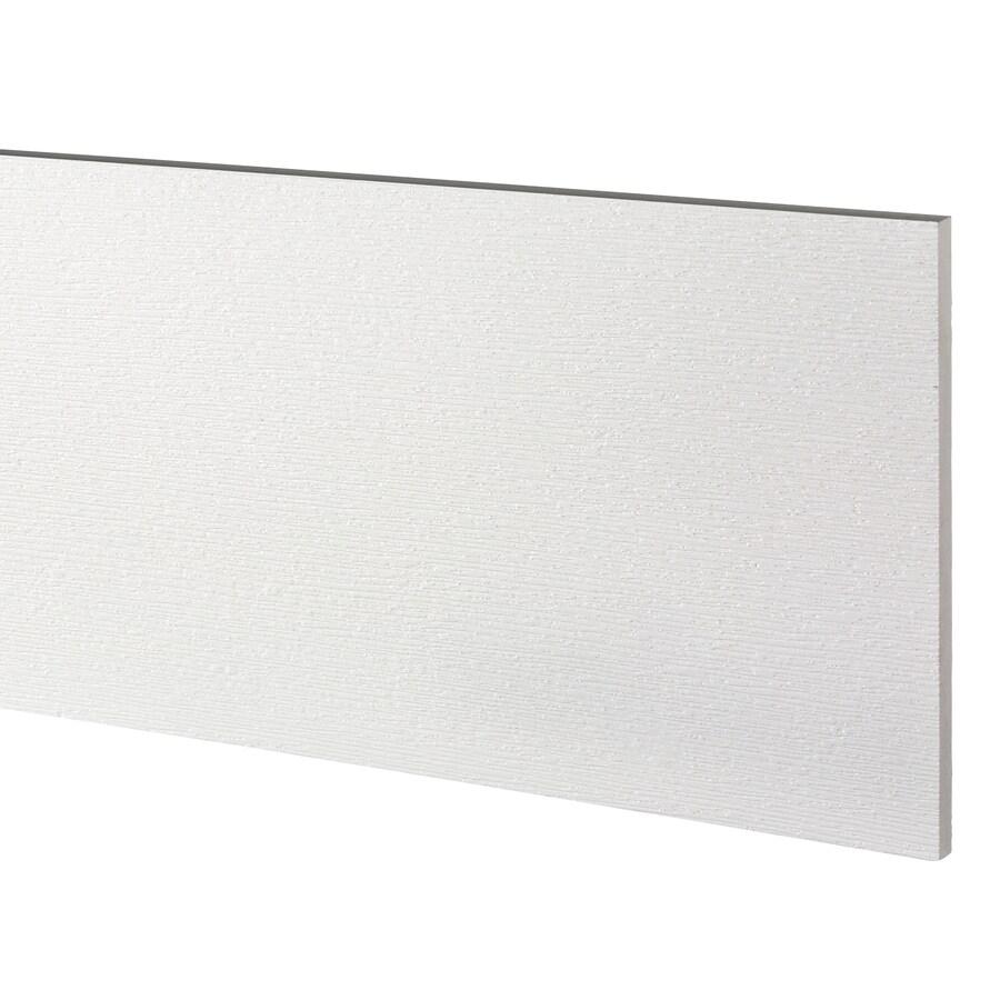 AZEK (Actual: 0.63-in x 11.25-in x 18-ft) Frontier PVC Board