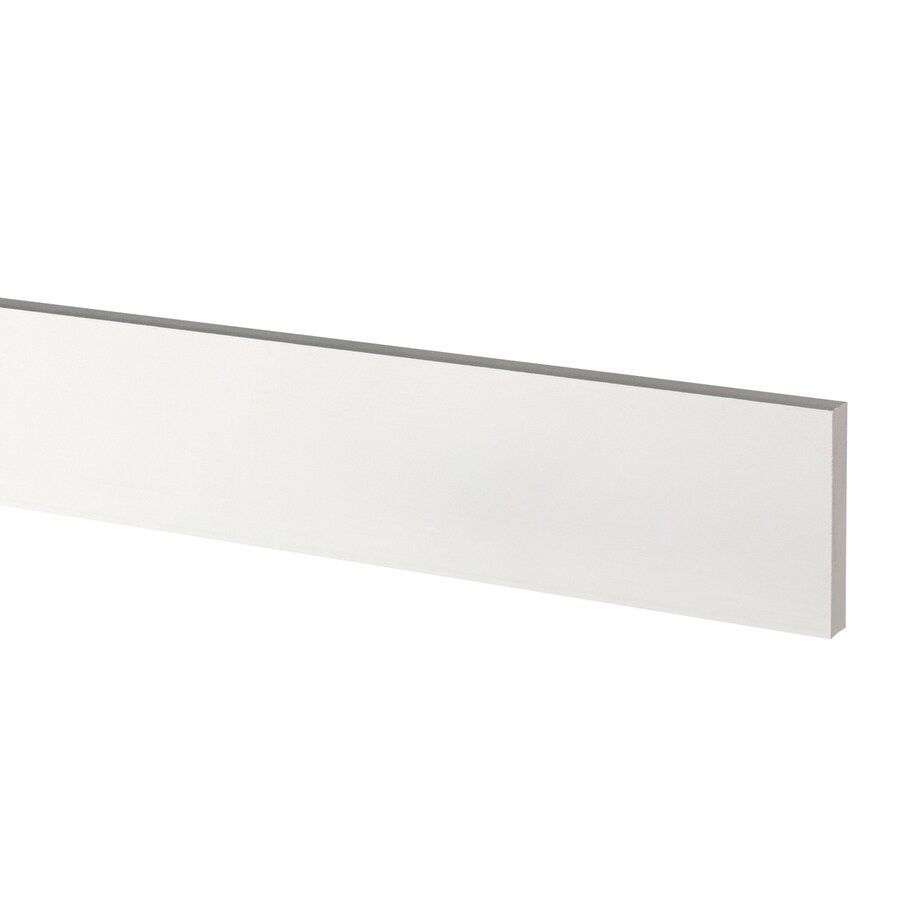 AZEK (Actual: 0.75-in x 4.5-in x 12-ft) Traditional PVC Board