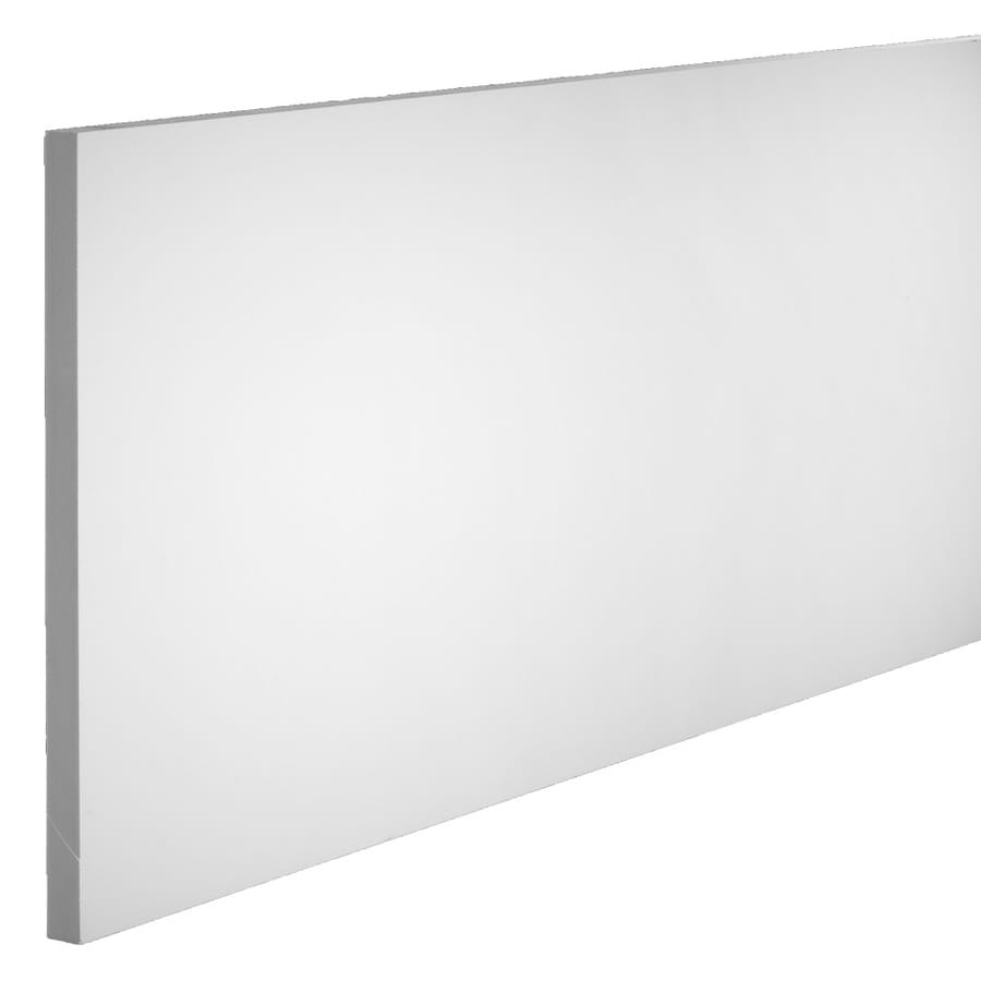 AZEK (Actual: 0.75-in x 15.25-in x 12-ft) Traditional PVC Board