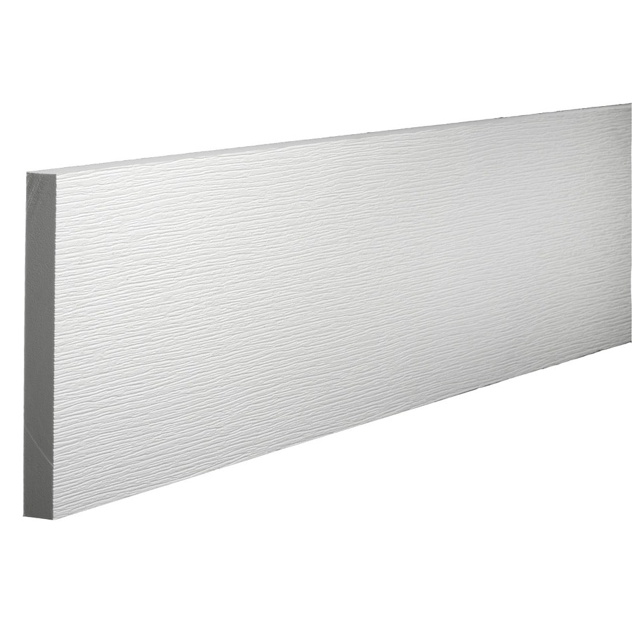 AZEK (Actual: 0.75-in x 7.25-in x 18-ft) Frontier PVC Board