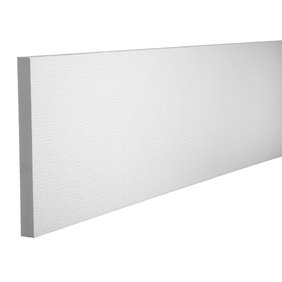 AZEK (Actual: 0.75-in x 9.25-in x 18-ft) Frontier PVC Board