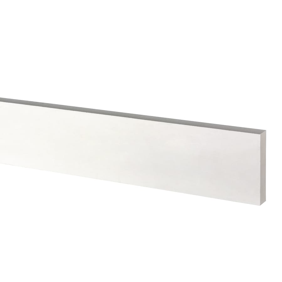 AZEK (Actual: 1-in x 4.5-in x 18-ft) Traditional PVC Board