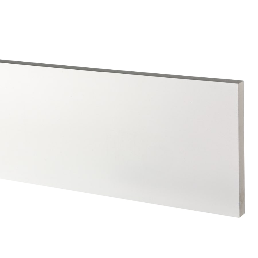 AZEK (Actual: 1-in x 9.25-in x 18-ft) Traditional PVC Board