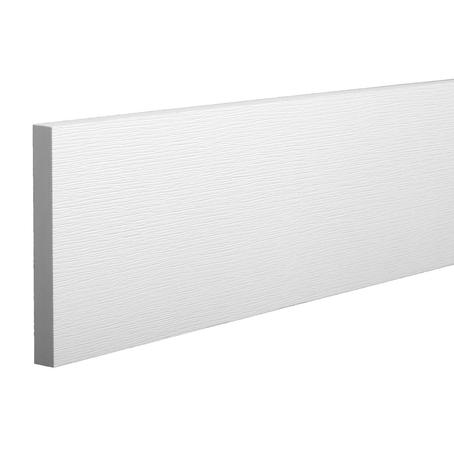 AZEK (Actual: 1-in x 7.25-in x 20-ft) Frontier PVC Board