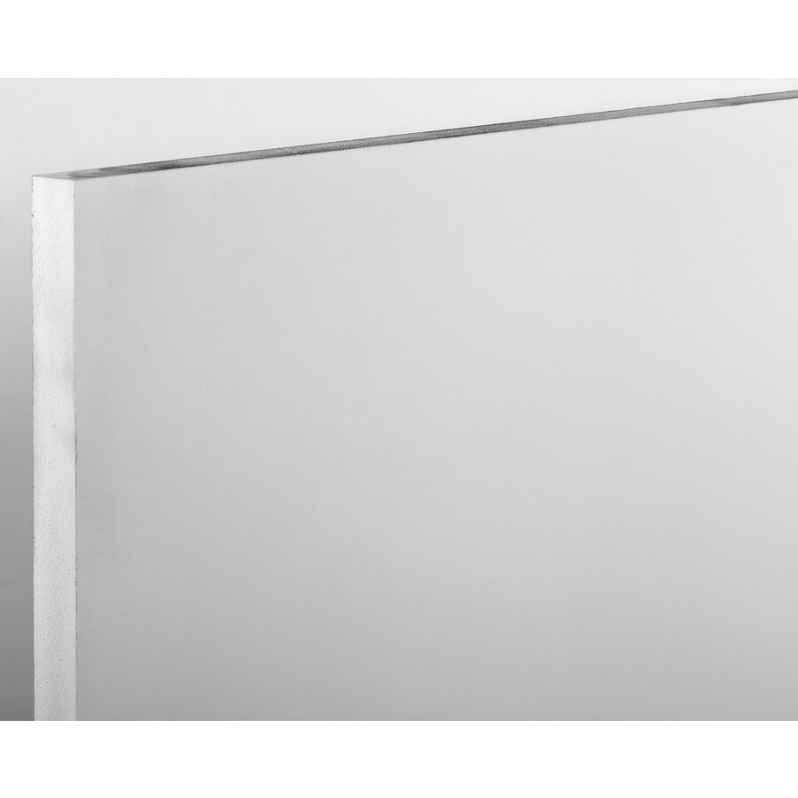 AZEK (Actual: 1.25-in x 48-in x 8-ft) Traditional PVC Board