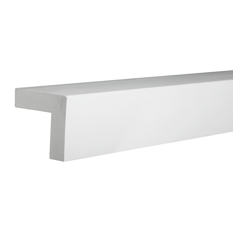 AZEK (Actual: 1-in x 5.5-in x 10-ft) Traditional PVC Board