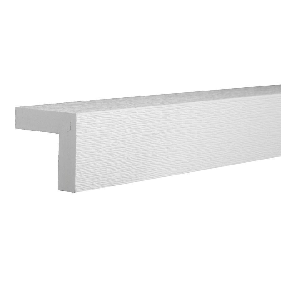 AZEK (Actual: 1-in x 5.5-in x 10-ft) Frontier PVC Board