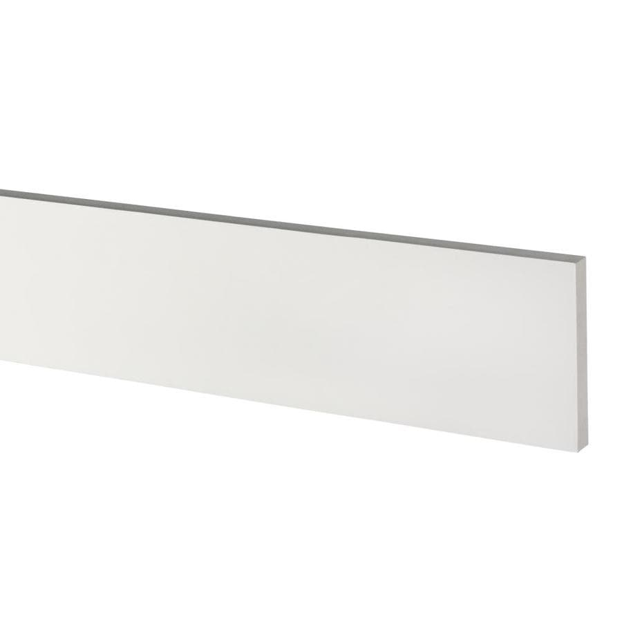 AZEK Traditional PVC Board (Actual: 0.75-in x 5.5-in x 12-ft)